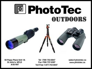 SPORTING & OUTDOOR PHOTOGRAPHIC ACCESSORIES St. John's Newfoundland image 1