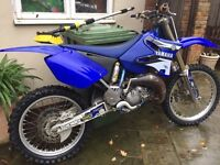 Yz 125 2004 for sale or swap for 250 2 stroke yz125