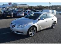 A Superb Condition Diesel Vauxhall Insignia With Full Service History
