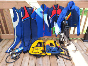 Scuba gear Scuba diving equipment