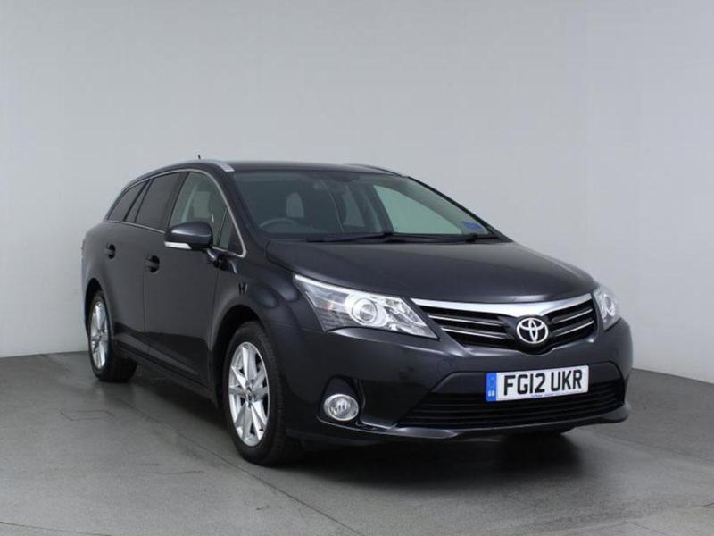 2012 TOYOTA AVENSIS 1.8 V matic TR 5dr M Drive S