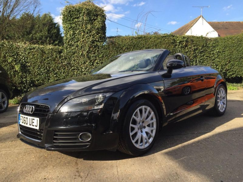 2011 audi tt 1 8 tfsi convertible petrol in hartley kent gumtree. Black Bedroom Furniture Sets. Home Design Ideas
