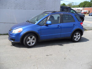2012 Suzuki SX4 SUV, Crossover-LIKE NEW ONLY 102KLMS-$6990,