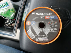 Walter / Dewalt / 3M consumables for sale