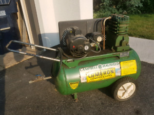 20gal Vintage Air Compressor Campbell Hausfeld for sale