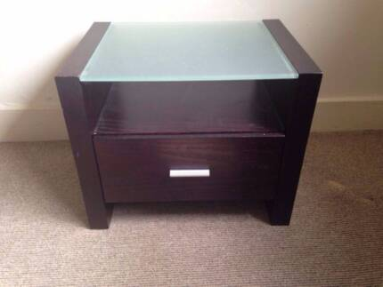 Bedside table drawers Bondi Beach Eastern Suburbs Preview
