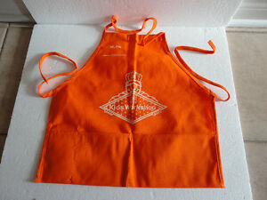 Home Depot kids workshop apron - Brand new