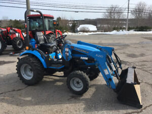 2012 Landini 1-25H - 22hp Tractor with Loader - REDUCED