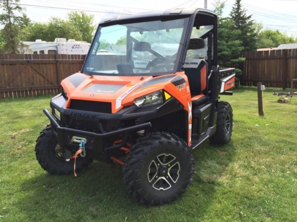 Used 2013 Polaris 900 Ranger XP Special Edition