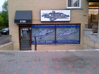 900 sq. ft. of office or store space for rent in Lasalle, QC