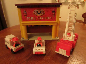 Vintage Fisher Price collectible toy LOT #1