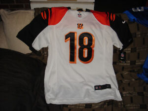 A. J . GREEN JERSEY, BRAND NEW WITH TAG ON IT. NIKE EMBROIDERED,