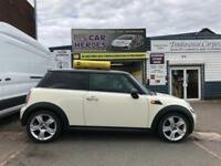 2008 MINI ONE Mini 1.4 PETROL 3 DR ( AA ) BREAKDOWN COVER INCLUDED