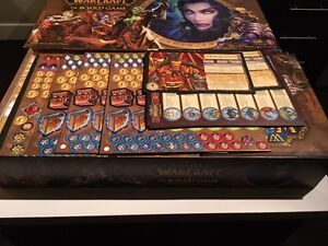 World of Warcraft Boardgame LIKE NEW West Island Greater Montréal image 2