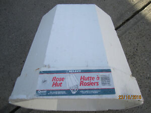 Outdoor Plant Covers.  ROSE  HUTS. Strathcona County Edmonton Area image 4