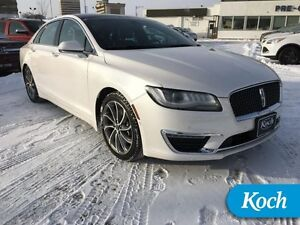 2017 Lincoln MKZ Reserve   - Low Mileage