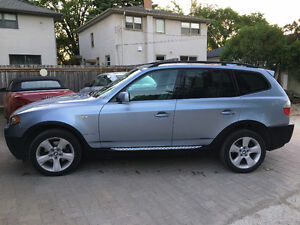 2004 BMW X3 3.0 Litre SUV, Sport Package