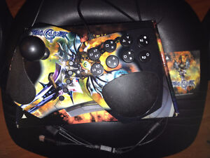 Soul Caliber 2 fight stick limited edition XBOX, PS2, GAMECUBE