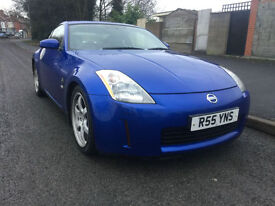 Nissan 350Z 3.5 V6 GT Pack+Full Mot+private plate+satnav