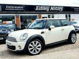 image for 2012 62 MINI HATCH ONE 1.6 ONE 3D 98 BHP SATELLITE NAVIGATION