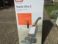 Vac Rapide Ultra 2 carpet cleaner