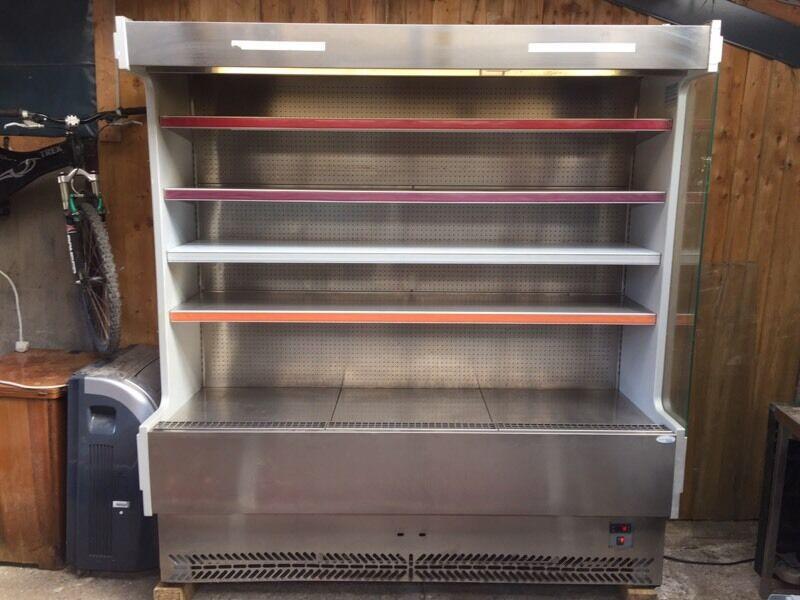 Commercial fridge chiller