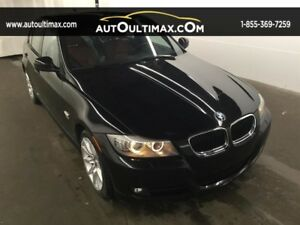 BMW 3 Series 328i xDrive-AWD-INT BRUN-BAS MILEAGE! 2011