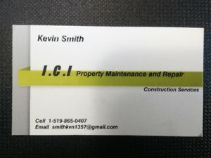 Property and Building Repairs