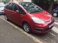 Citroen c4 Picasso 2011 model,1.6 diesel, PCO car for sale