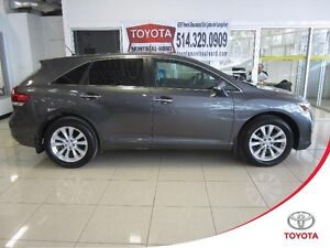 Toyota Venza AWD Limited 2.7 L 2014