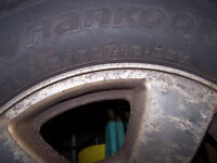 Hanook 215/60R16 Winter Tires