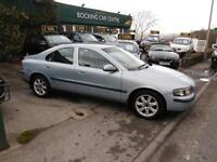 Volvo S60 2.4 2002 D5 S diesel 5DR MUST SEE EXCELLENT