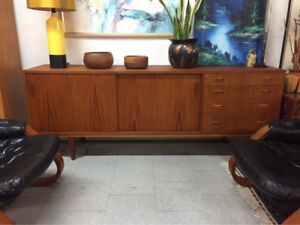 All Kinds Of Teak and Mid Century Modern Furniture and Decor