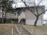 2 Bedroom House for rent in Quiet North Battleford Area