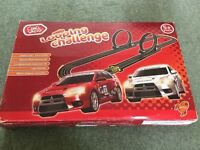 Chas valley looping scalextric set.