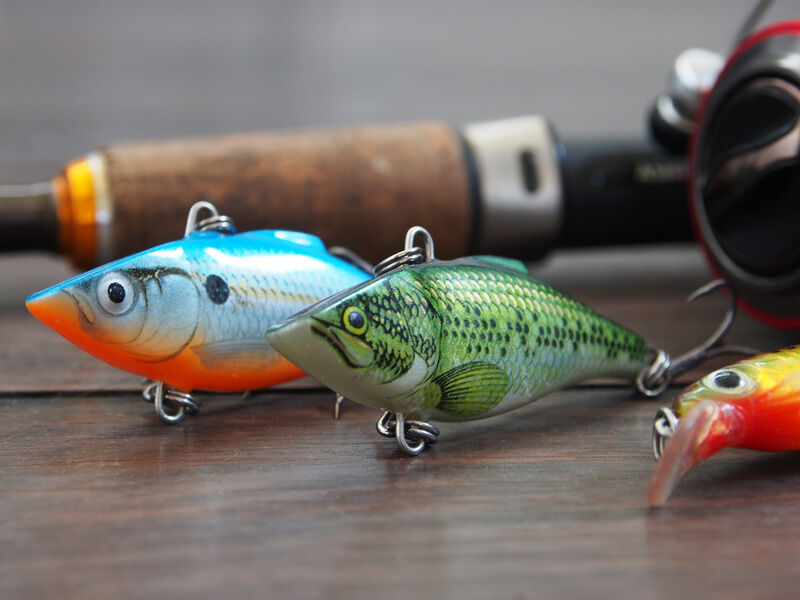 top 10 bass fishing lures | ebay, Fishing Bait