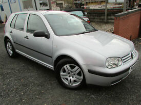 Volkswagen Golf 1.6 2003MY Match