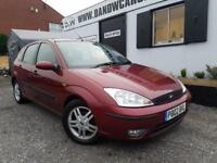 FORD FOCUS ZETEC **** CHEAP CAR ****, Long MOT