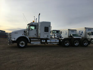 2015 - T800 Triaxle Kenworth