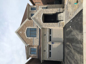 Brand New 4BDRM Detached House FOR LEASE