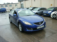 2008 Mazda Mazda6 2.0 ( 147ps ) TS Finance Available