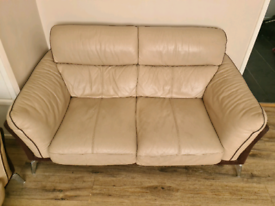 Sofa leather 3 and 2 seater