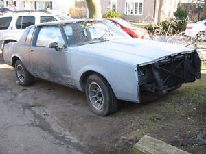 Buick Grand National, T Type, Regal