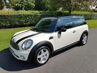 MINI CLUBMAN 1.6 COOPER (120bhp) - 4 DOOR - 2008 - WHITE