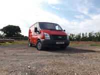 Ford Transit 2.2TDCi SWB l/r 2006/56 1 owner with VERY LOW MILEAGE