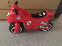 Motorbike, scooter toy
