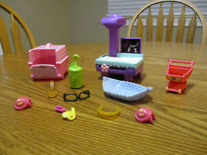 Littlest Pet Shop Collection of Accessories London Ontario image 1