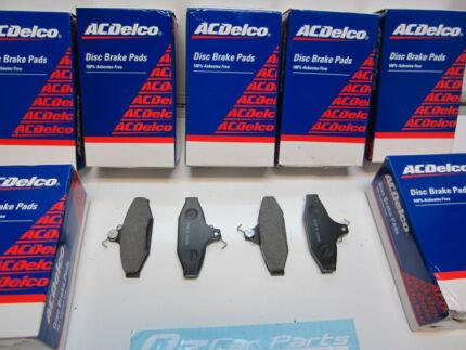 FORD FALCON GENUINE ACDelco REAR PADS XR6 XR8 EF EL NF NL AU FAIR