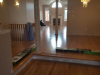 Flooring and Stairs, Product and Installation
