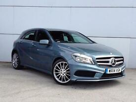 2014 MERCEDES BENZ A CLASS A220 CDI BlueEFFICIENCY AMG Sport 5dr Auto